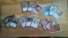Magic the Gathering 100 card custom sets!! Any color, card type, or block