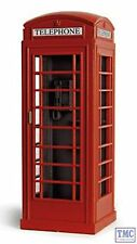 LK-760 Peco O Gauge Telephone Kiosks (Pack of 2)