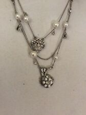 Betsey Johnson Jewelry SOMETHING NEW ILLUSION NECKLACE $48 G-10 (2)