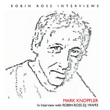 MARK KNOPFLER w DIRE STRAITS New Sealed 2016 PREVIOUSLY UNRELEASED INTERVIEWS CD