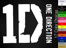 """5"""" One Direction 1D Music Band Vinyl Decal Sticker Free Shipping 