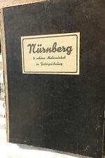 W. Latzelsberger: Nürnberg 6 schöne Malerwinkel in Federzeichnung