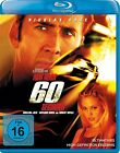 NUR NOCH 60 SEKUNDEN (Nicolas Cage, Angelina Jolie) Blu-ray Disc NEU+OVP