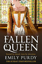 THE FALLEN QUEEN BY EMILY PURDY  - PAPERBACK BOOK