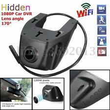 170° Telecamera Retrocamera Auto 1080P DVR WIFI Recorder Dash Cam Night Vision