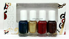 ESSIE Nail Lacquer - Mini WINTER 2016 Collection - 4 colors x 0.16oz- 30152