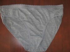 LADY PRINCESS HI-CUT BIKINIS PANTIES SIZE 6 (MEDIUM) NEW WITHOUT TAGS