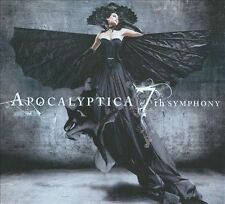 Apocalyptica 7th Symphony (Deluxe) CD