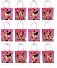30 PCs DISNEY MINNIE MOUSE GOODY GIFT BAGS PARTY FAVORS CANDY TREAT BIRTHDAY BAG