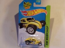 Hot Wheels custom volkswagen beetle  - moon eyes - D
