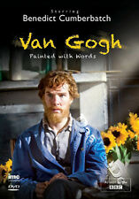 Van Gogh: Painted with Words NEW PAL Cult DVD Andrew Hutton Benedict Cumberbatch