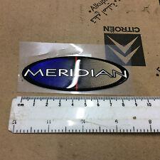 Peugeot  306 MERIDAN  car badge emblem embleme 866519  A5336