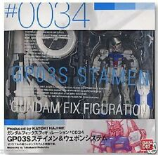 Used Bandai Gundam Fix Figuration #0034 GP-03 Stamen PAINTED