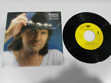"ROBERTO CARLOS SI PIENSAS SI QUIERES 1991 SINGLE 7"" VINYL SPANISH ED PROMOTIONAL"