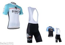 Completo Ciclismo/Cycling Jersey and Pants Combo 2016 Bianchi