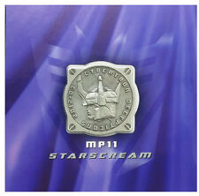 Transformers Masterpiece MP-11 Starscream Coronation Special Collectors Coin