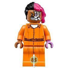 NEW ~ LEGO ~ Two Face ~ Arkham Asylum ~ Batman Minifigure ~ 70912