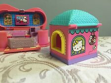 Hello Kitty Ice Cream Shop Cooking Show Playsets Excellent condition !