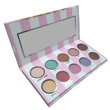 Palette Eyeshadow Waterproof Cosmetic 10 Colors Fashion Eyes Cream