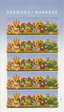 US 4912-4915 Farmers Markets forever sheet MNH 2014