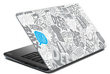 meSleep Abstract Laptop Decal- Laptop Skin- Size-14.1 -15.6 inch-LS-27-251