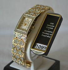 Wow!! Beautiful Ladies Watch Elgin mother of pearl face. Free Shipping