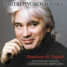 Sings Neapolitan Songs - Dmitri Hvorostovsky (2001, CD NEUF) Hvorostovsky (BAR)