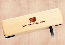Seymour Duncan Hum-Cancelling Woody Acoustic Sound Hole PICKUP SA-3HC Maple