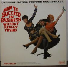 Orig. Motion Picture soundtrack How to succeed in business without  111116LLE