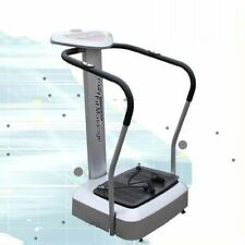 Pro Whole Body Crazy Fit Massage Vibration Plate Power Machine Christmas Gift