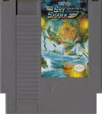 Sky Shark - NES Nintendo Game