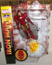 IRON MAN MARVEL SELECT ACTION FIGURE - 2016
