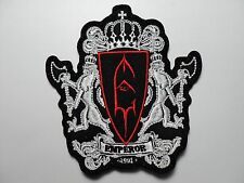 EMPEROR  EMBROIDERED PATCH