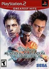 Virtua Fighter 4: Evolution (Sony PlayStation 2, 2003)