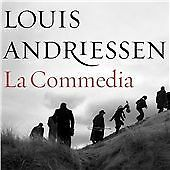 Louis Andriessen: La Commedia (2014) 2 CDS + DVD - NEW & SEALED - FREE POSTAGE
