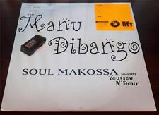 "Manu Dibango  Soul Makossa (Mandella Remix) 1994 Giant 7028  Promo 12"" Single NM"