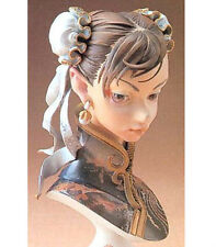 ANIME MODEL RESIN KIT 1/4 - STREET FIGHTER ストリートファイター CHUN LI BUST NUOVO