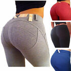 Sexy Women Skinny Stretchy High Waist Leggings Jeans Pencil Tight Trousers Pants