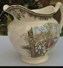 Johnson Brothers THE FRIENDLY VILLAGE Sugar Maple Pitcher