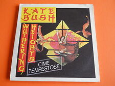 45 GIRI KATE BUSH - WUTHERING HEIGHTS - CIME TEMPESTOSE