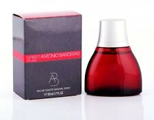 Antonio Banderas Spirit 1.7oz 50ml Men's Eau de Toilette in original  packaging