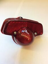 LUCAS TYPE REAR LIGHT L679, FITS MOST CLASSIC MOTORCYCLES