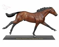 Breyer 1757 American Pharoah 2015 Triple Crown Winner
