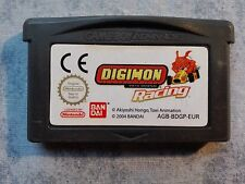 DIGIMON RACING - NINTENDO GAME BOY ADVANCE GBA e DS NDS - LOOSE CARTUCCIA - PAL