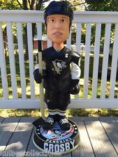 "SIDNEY CROSBY Pittsburgh Penguins 3'H Bobble Head Limited Edition 36""H #d/50 New"
