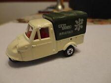Tomica Toyota No. 21 DIAHATSU MIDGET CLEAN NICE MINOR CHIPS