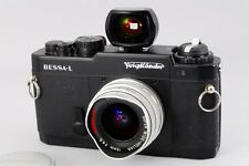 "#1326 ""Excellent+"" Voigtlander BESSA L +Finder +Super Wide Heliar 15mm F/4.5"