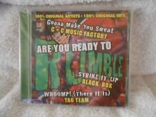 ARE YOU READY TO RUMBLE 100% ORIGINAL ARTISTS #3 2001 PLATINUM DISC. CORP. CD111