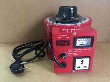 240 Volt AC Variable Transformator Ausgang von 0 bis 250 Volt 1KVA 1000VA VARIAC