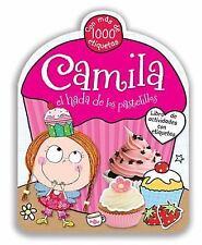 Camila, Libro de Actividades con Etiquetas by Lara Ede (2014, Paperback)